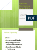 Software Engineering Perspective Models ppt.