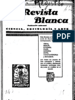 La Revista Blanca (Madrid). 1-1-1931