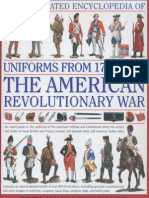 An Illustrated Encyclopedia of Uniforms From 1775-83
