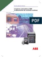 05 Interruptores automaticos para aplicaciones en corriente continua.pdf