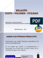 Trabajo Costo Volumen Utilidad-chupillon Tarrillo Isabel
