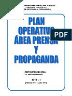 INFORME FINAL DEL PROCESO DE ADMISIÓN 2012 - I