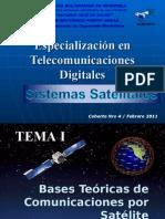 Tema 1 Fund Com Satelite 2009