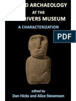 Chapter 13. Oxfordshire (World Archaeology at the Pitt Rivers Museum)