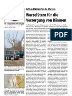 HUMBERG WurzelStern Aufsatz AFZ-Der Wald