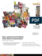 Estudo Mercado Postalfree