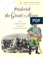 Osprey, Men-At-Arms #016 Frederick the Great's Army (1973) OCR 8.12