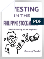 Investing in Philippines Stock Market for Beginners