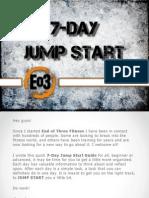 7 Day Jump Start Final