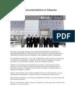 13-02-2013 Diario Matutino Cambio - Este año será de inversión histórica en Tehuacán.pdf