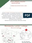 MCCA Legislative Presentation - February 14, 2013