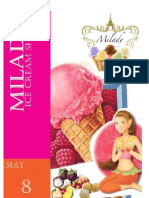Section:01, Seat:8, Milady ice cream