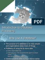 Proses Database