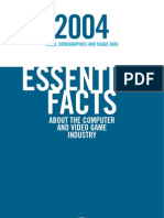 ESA Essential Facts 2004