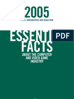 ESA Essential Facts 2005