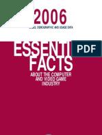 ESA Essential Facts 2006
