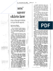 officers timesave skirts law
