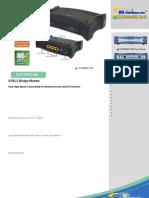 Dce 5204v Bm Vdsl2 Ethernet Extender
