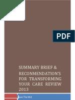 stm summary paper tyc 2013