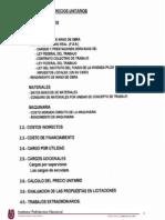 Manual Precios Unitarios