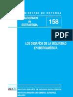 LOS DESAFÍOS DE LA SEGURIDADEN IBEROAMÉRICA