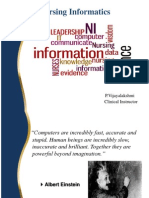 Nursing Informatics Ppt