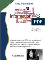 Nursing Informatics Ppt