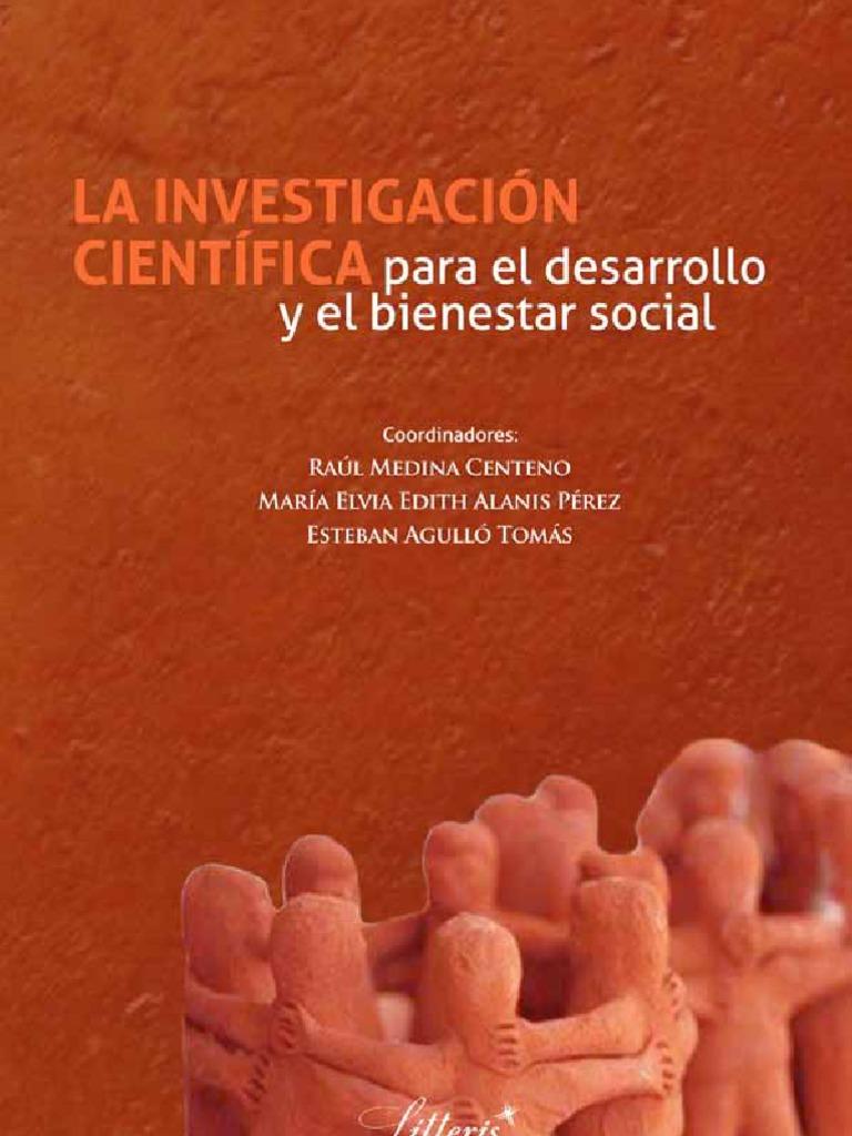 Investigacion Cientifica Para El Desarrollo