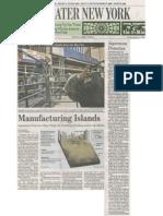 Manufacturing Islands