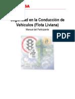 UNIDAD I Fundamento en la Conducción de Vehículo NVO