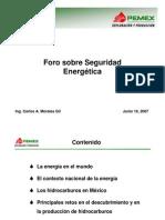 Foro Sobre Seguridad Energetica_carlos_morales