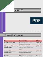 Dynamics of IT 1