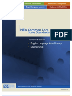 NEA Common Core State Standards Toolkit