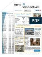 Sound Perspectives February 2013 Newsletter