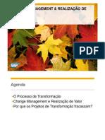 Change Management - SAP