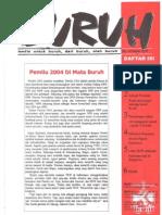 Buruh Pmk Hkbp Maret 2004
