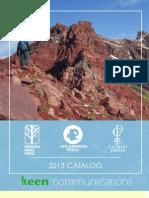 Keen Catalog 2013