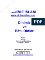 Mehmet Ali Demirbaş- Dinimiz_ve_Batil_Dinler