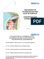 Adsorption Sur Charbon Actif
