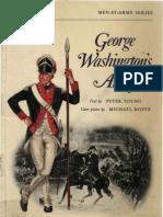 Osprey, Men-At-Arms #018 George Washington's Army (1972) OEF 8.12