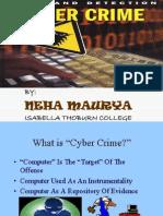 10 -Cyber Crimes