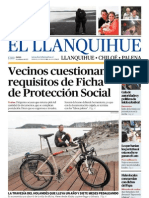 El Llanquihue (14 February 2013)