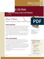 Your Best Life Now Summarypdf