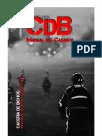 CdB - Manual Del Cazador