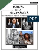 Manual de Militancia Economica