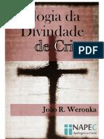 Apologia da Divindade de Cristo - João R. Weronka