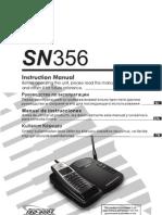 SENAO SN-356 User Manual