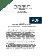 Mundo de Tinieblas (Vampiro)- Edad Victoriana 03- EL REY HERIDO- Phillipe Boulle