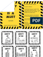 Safety And First Aid Lap-book