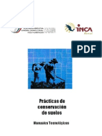 Práctcas de conservación de suelos